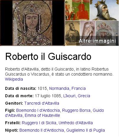 ROBERTO GUISCARDO